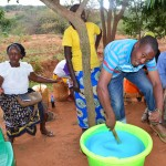 The Water Project: Syakama Community -  Review Training