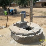 The Water Project: Ponka Village -  Breaking Ground