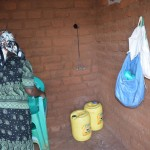 The Water Project: Ikulya Community A -  Household