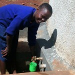 The Water Project: Ebusiloli Primary School -  Deborah Samoka Wash President