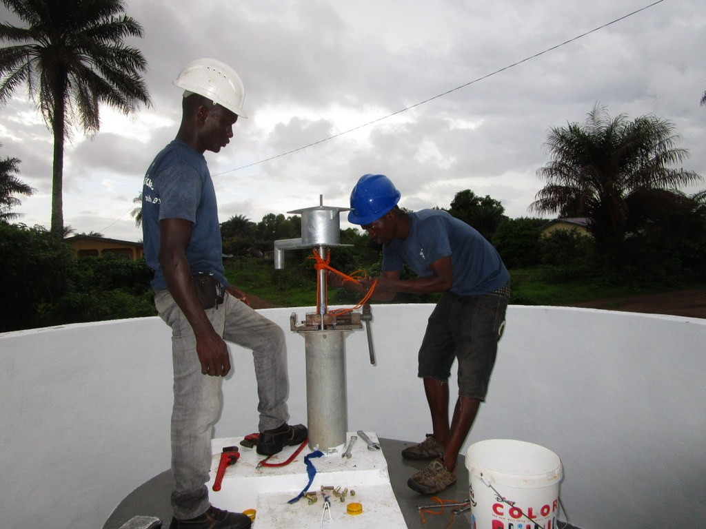 29 sierraleone5110 pump installation