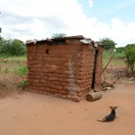 The Water Project: Kivani Community -  Pius Household