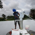 The Water Project : 31-sierraleone5110-pump-installation