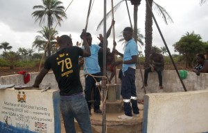 The Water Project : 33-sierraleone5106-drilling