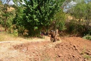 The Water Project:  Construction Phase