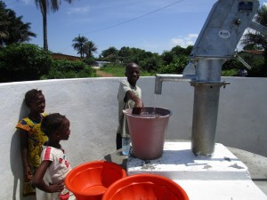 The Water Project : 35-sierraleone5110-clean-water-celebration
