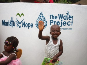 The Water Project:  Logo