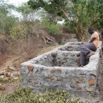 The Water Project: Syakama Community A -  Well Construction