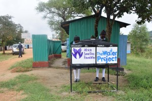 The Water Project:  Hand Washing Stations Being Used
