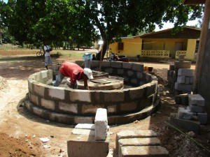 The Water Project:  Walling The Well