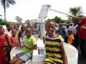 The Water Project : 38-sierraleone5110-clean-water-celebration