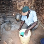 The Water Project : 4-kenya4772-family-1-kitchen