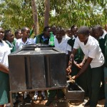 The Water Project: Muthei Secondary School -  Training