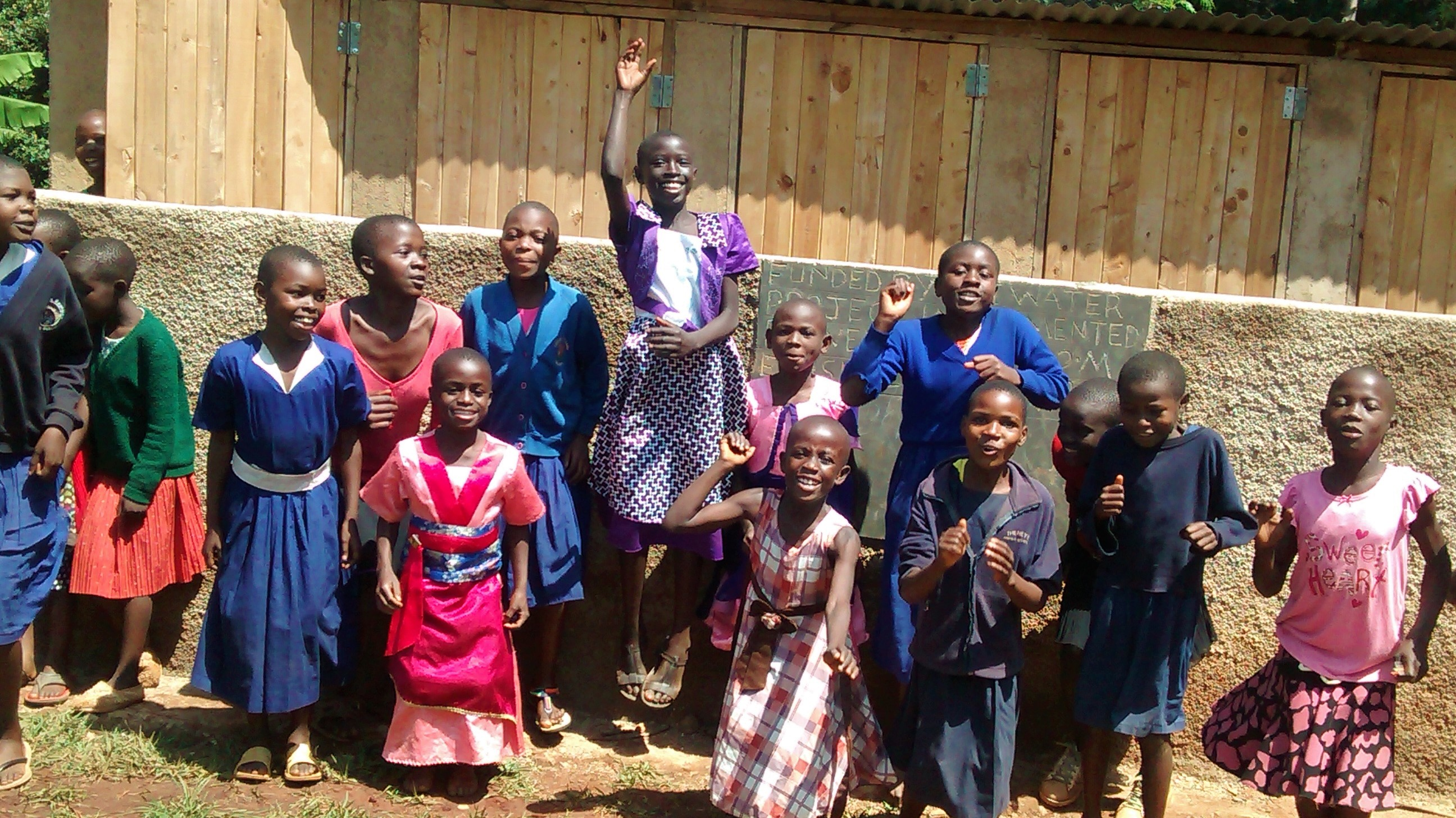 40 kenya4654 finished latrines