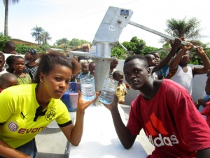 The Water Project : 40-sierraleone5110-clean-water-celebration