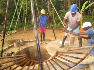 The Water Project : 41-sierraleone5105-drilling