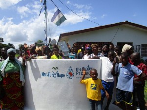 The Water Project : 41-sierraleone5110-clean-water-celebration