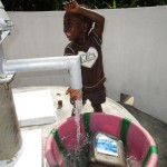 The Water Project: Tombo Bana Community -  Celebrating Clean Water