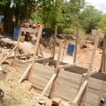 The Water Project: Syakama Community -  Construction Phase