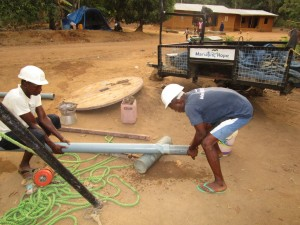 The Water Project : 43-sierraleone5105-drilling