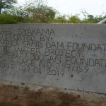 The Water Project: Syakama Community A -  Finished Hand Dug Well