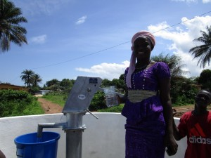 The Water Project : 46-sierraleone5110-clean-water-celebration