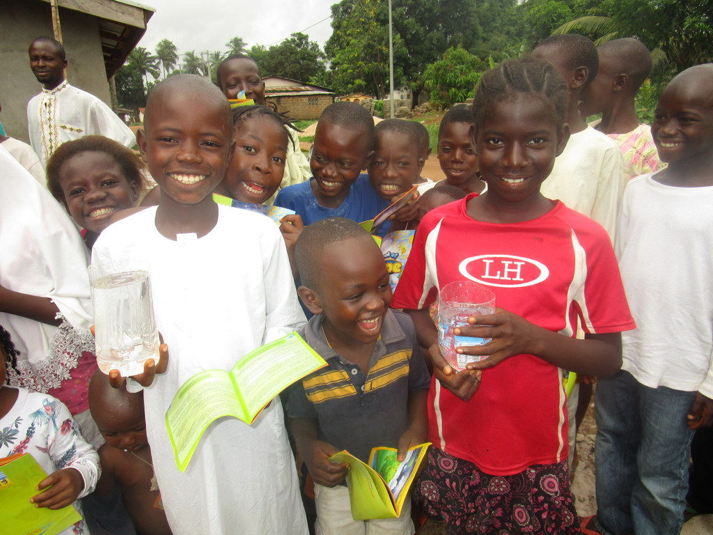 The Water Project : 46-sierraleone5111-clean-water-celebration