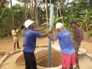 The Water Project : 47-sierraleone5105-drilling