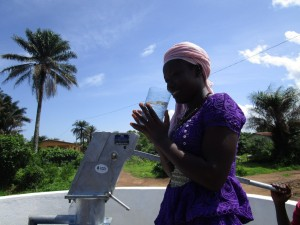 The Water Project : 47-sierraleone5110-clean-water-celebration