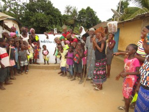 The Water Project:  Dedication