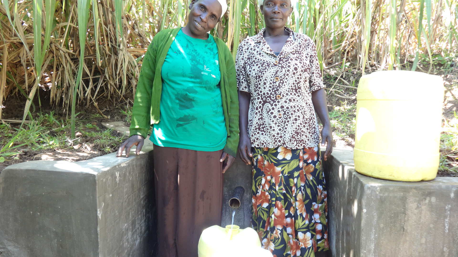 The Water Project : 49-kenya4722-clean-water