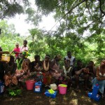 The Water Project: Sumbuya Community, Quarry Road -  Training
