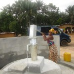 The Water Project: Ponka Village -  Clean Water