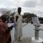The Water Project: Petifu Junction Community -  Dedication