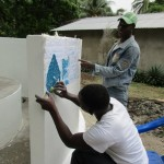 The Water Project: Rogbere Community -  Painting