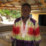 The Water Project: Rogbere Community -  Chief Pa Komrabai Bangura