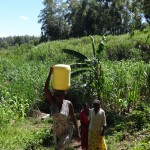 The Water Project: Murumba Community -  Clean Water