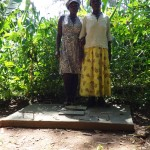 The Water Project: Murumba Community -  Sanitation Platform
