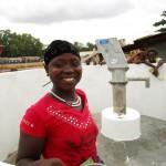 The Water Project: Petifu Junction Community -  Dedication