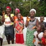 The Water Project : 58-sierraleone5107-clean-water-celebration
