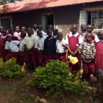 The Water Project: Bukura Primary School -  Students
