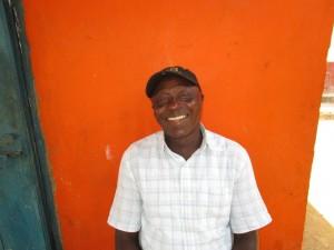 The Water Project:  Interview Mr Kelfala Bangura