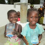 The Water Project: Ponka Village -  Clean Water Celebration