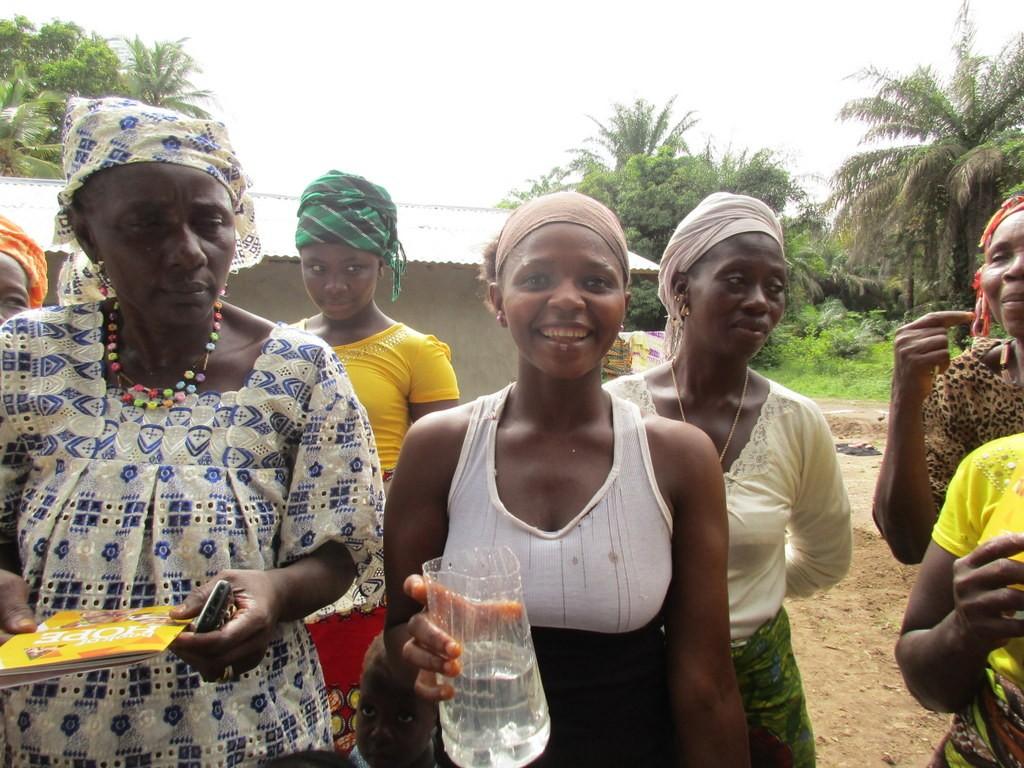 The Water Project : 62-sierraleone5112-clean-water-celebration