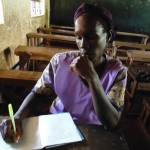 The Water Project: Ebusiloli Primary School -  Parent Nancy Vidinyo