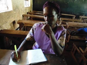 The Water Project:  Parent Nancy Vidinyo