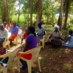 The Water Project: Elukho Community -  Training