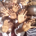 The Water Project: Bukura Primary School -  Meeting The Students