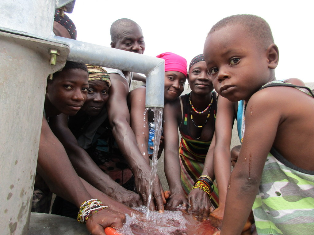 The Water Project : 73-sierraleone5113-clean-water-celebration