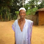 The Water Project: Mapeh Community -  Interview Pa Abu Conteh